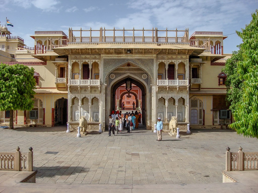 City Palace Jaipur is a popular heritage located in the heart of the city. It is one of the city's magnificent buildings. It was also constructed by Maharaja Sawai Madho Singh in the 19th century in Jaipur Rajasthan.