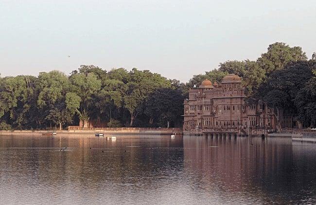 Gajner Palace Bikaner Rajasthan