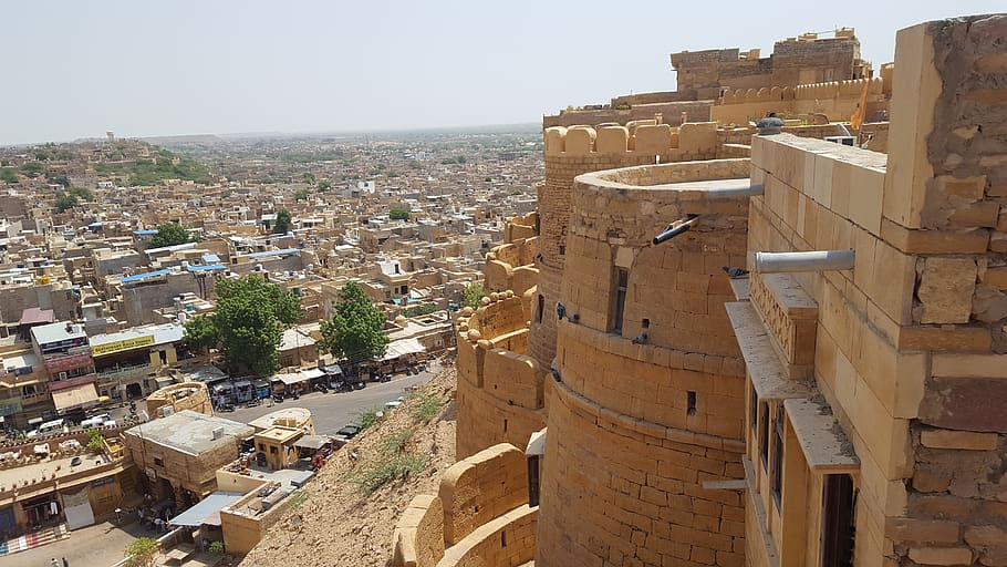 Jiasalmer fort sonar fort jaisalmer rajasthan