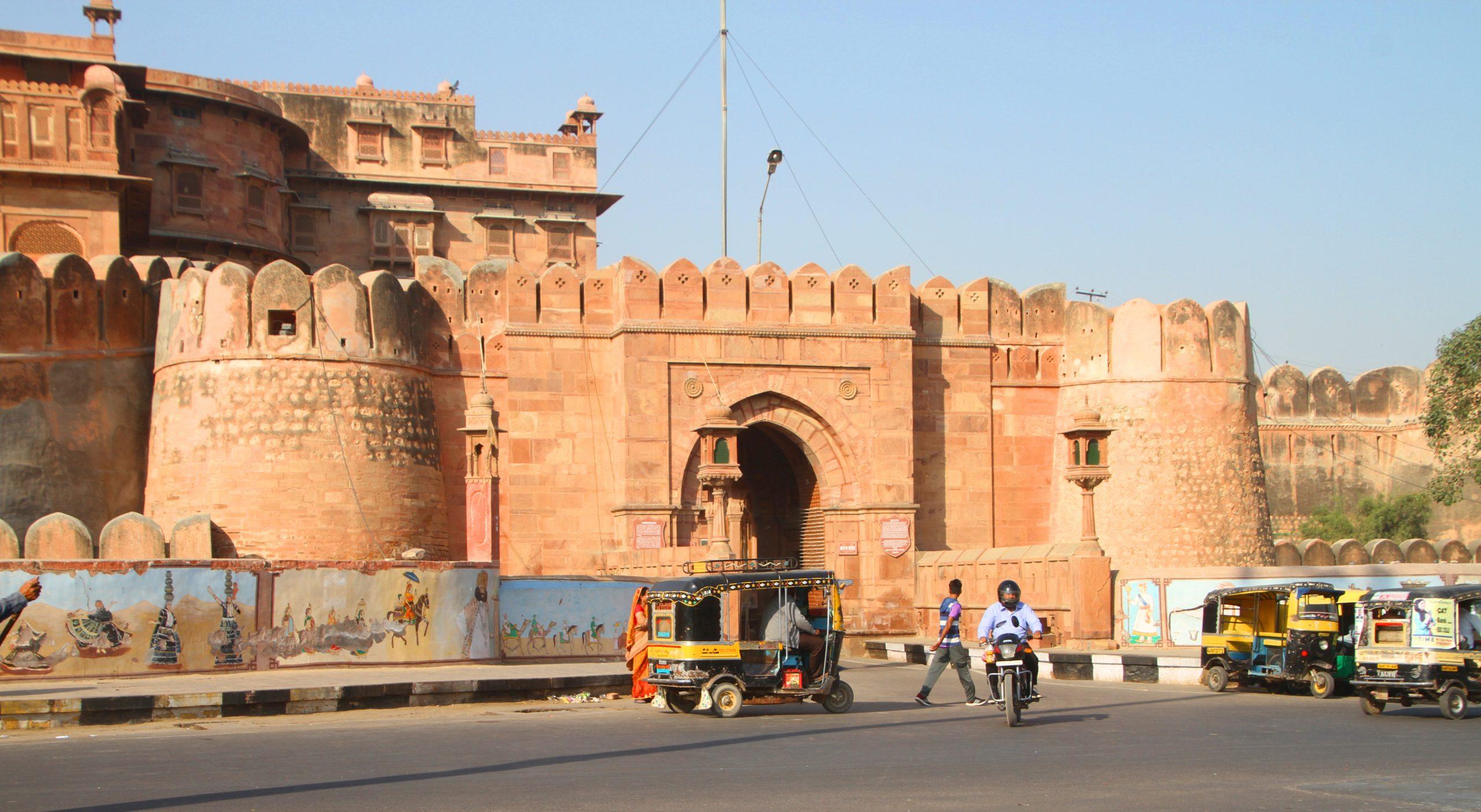 Junagarh Fort, Bikaner Rajasthan(2020)