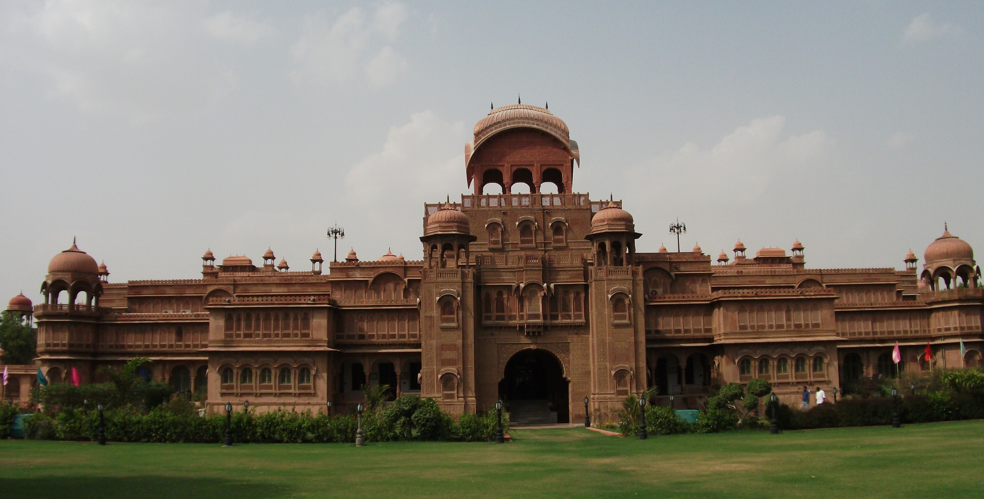 Lalgarh Palace (2020) Bikaner Rajasthan