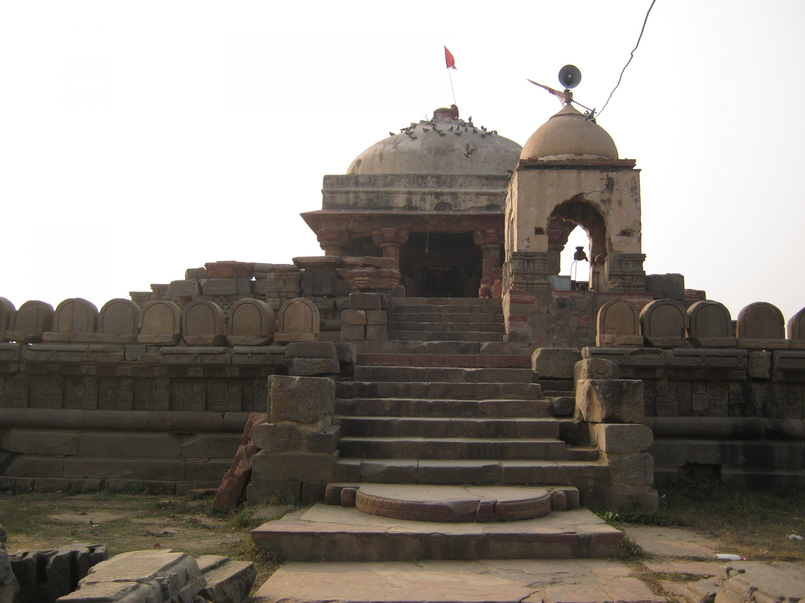 Harshad Mata temple