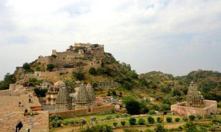 Kumbhalgarh fort rajasthan