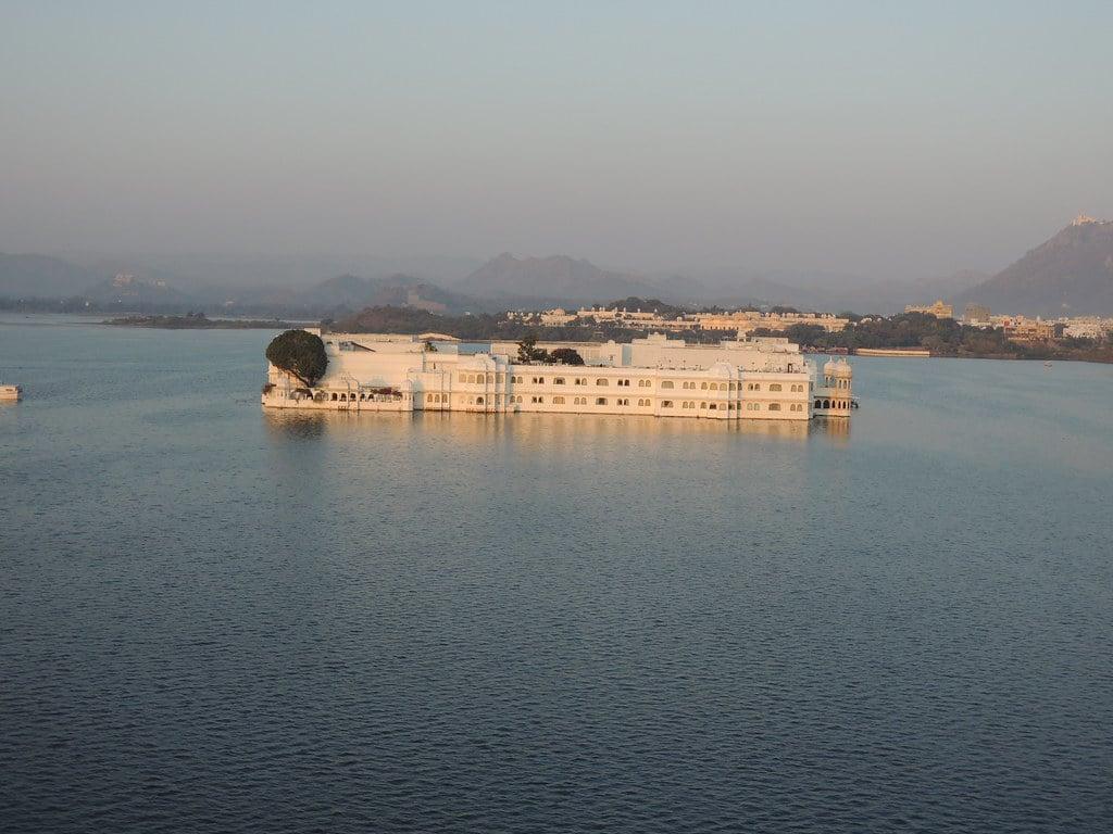 Lake Pichola, Udaipur Rajasthan 2020