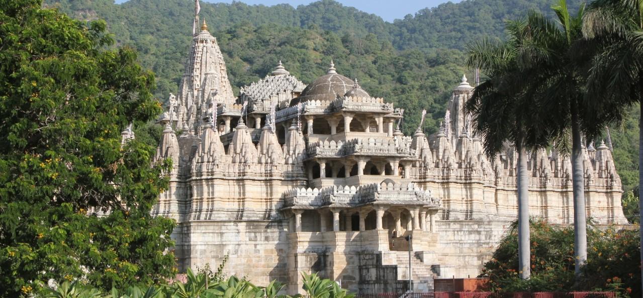 Ranakpur Jain Temple Pali Rajasthan