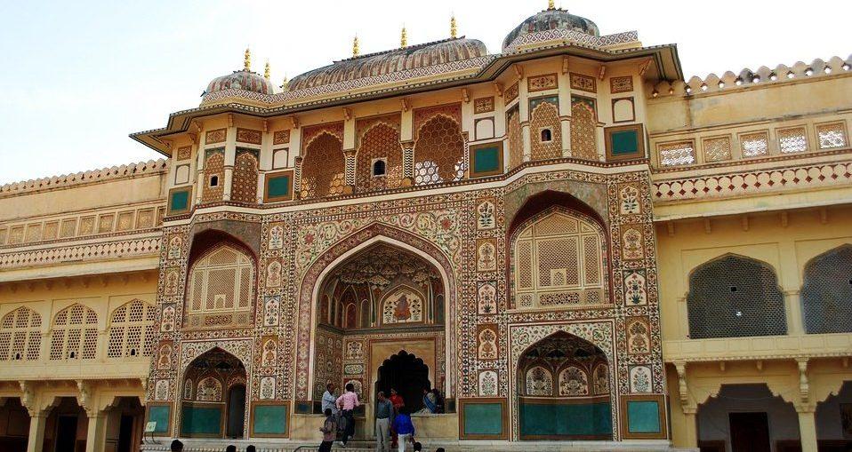 Sheesh Mahal Jaipur Rajasthan