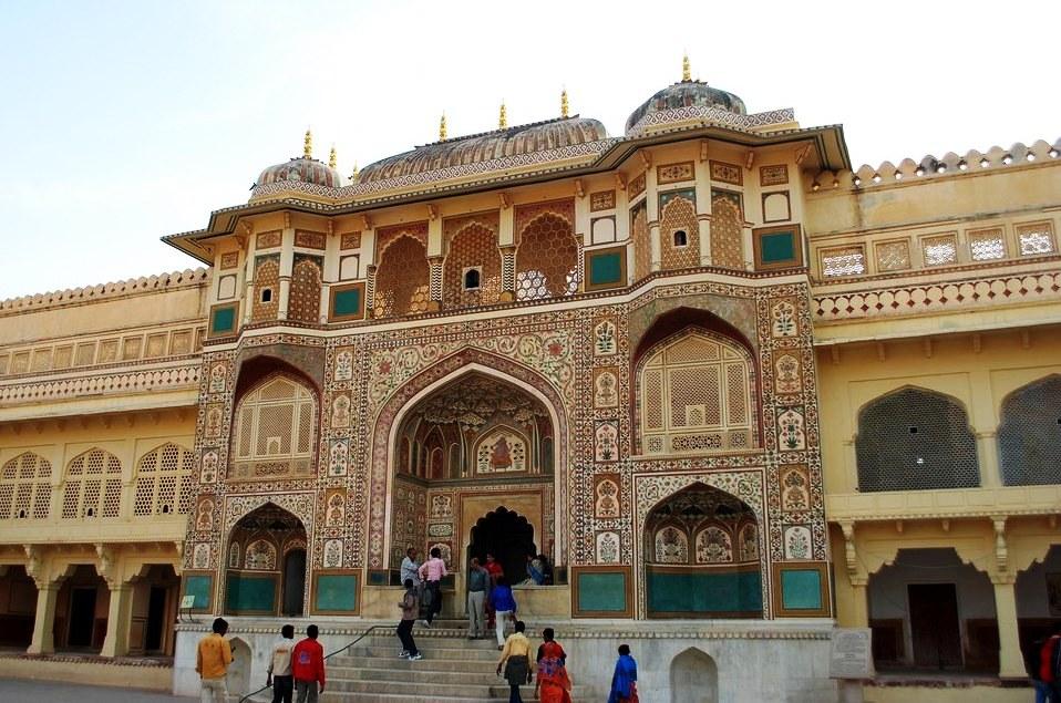 Sheesh Mahal Jaipur Rajasthan 2020