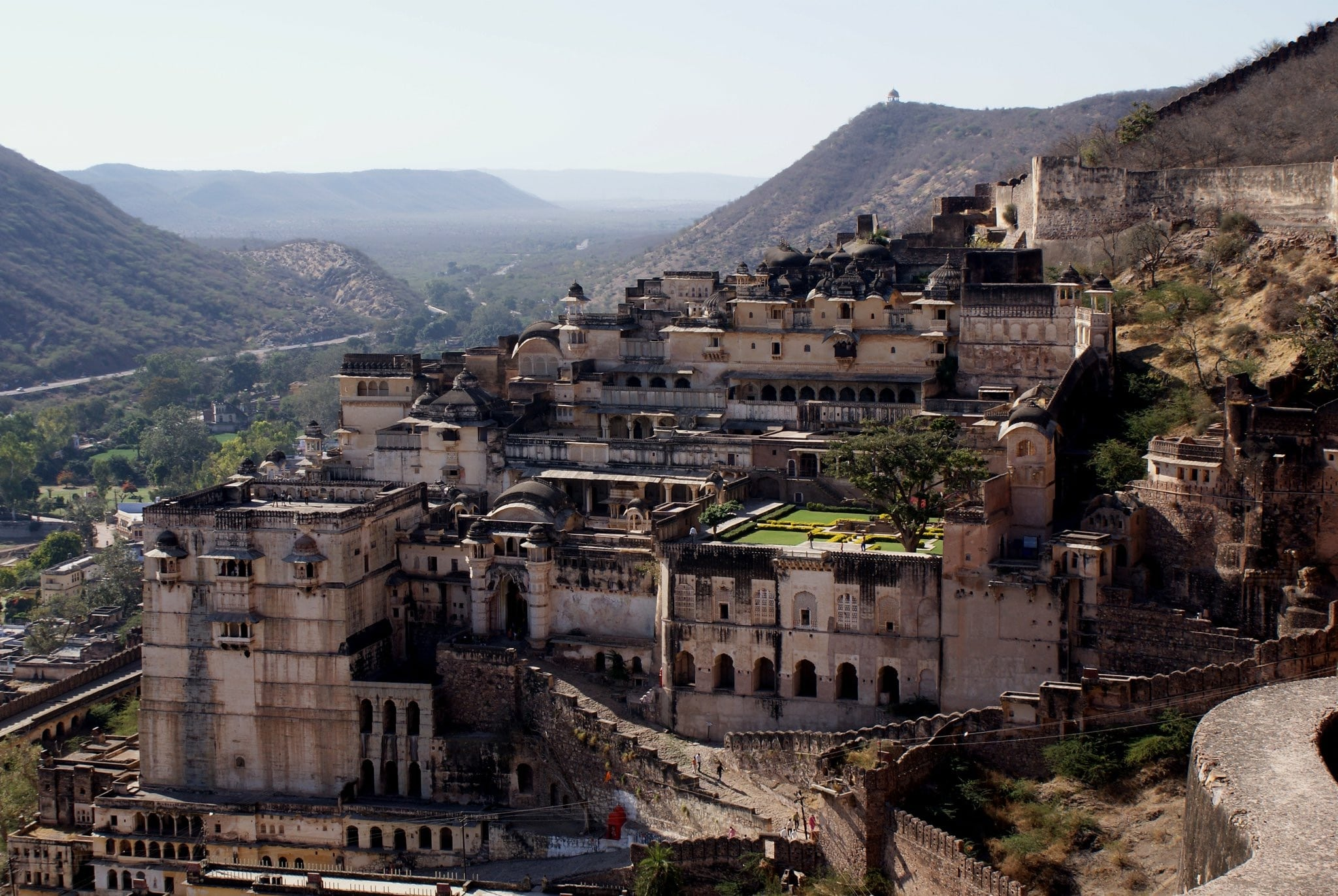 Taragarh_Fort,_Bundi,_Rajasthan,_India