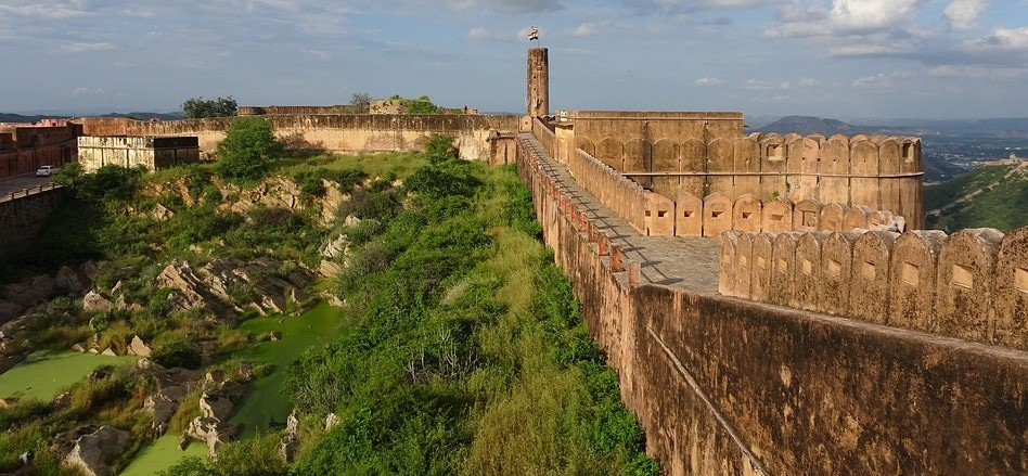 Jaigarh Fort Jaipur Rajasthan 2020