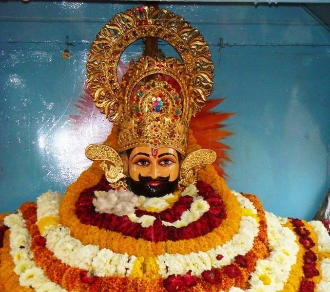khatu shyam ji temple sikar rajasthan
