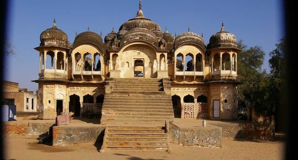 Churu Fort Churu Rajasthan 2020