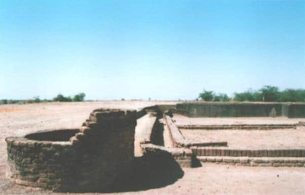 Kalibanga Museum Hanumangarh Rajasthan