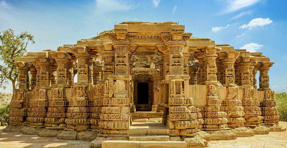 Kiradu Temple Badmer