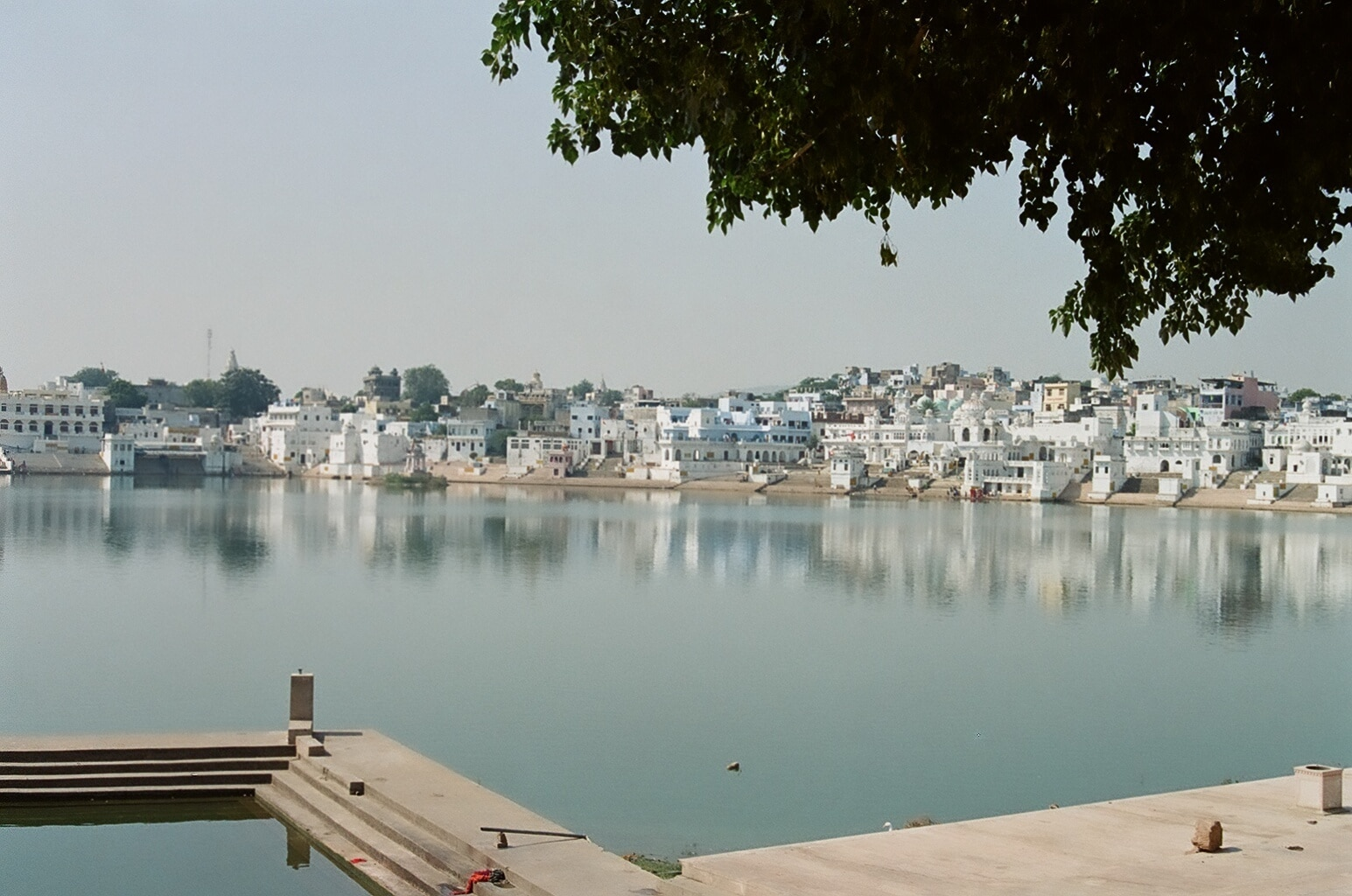Pushkar Lake Ajmer Rajasthan 2020