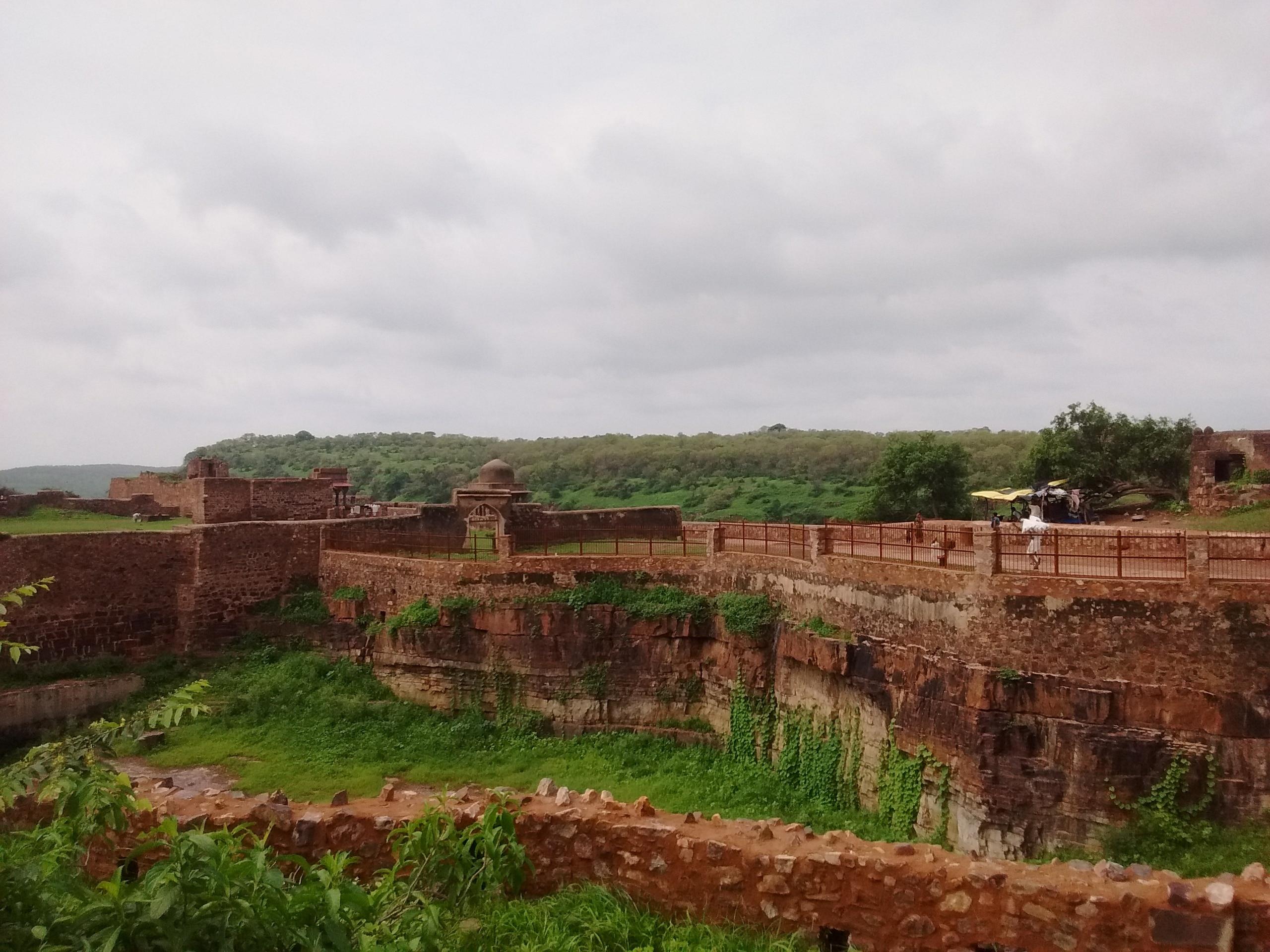 Ranthambor-fort-sawaimadhopur