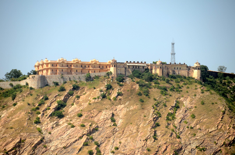 Nahargarh fort Jaipur Rajasthan 2020
