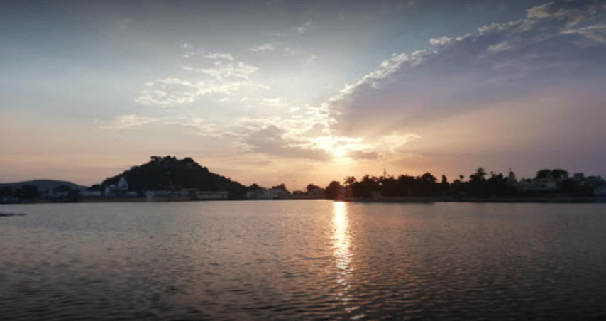 Gaib-sagar-gap-sagar-dungarpur