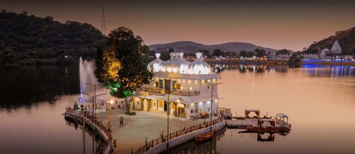 Gaib Sagar Lake Dungarpur Rajasthan 2020