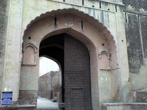 Bhatner Fort Hanumangarh