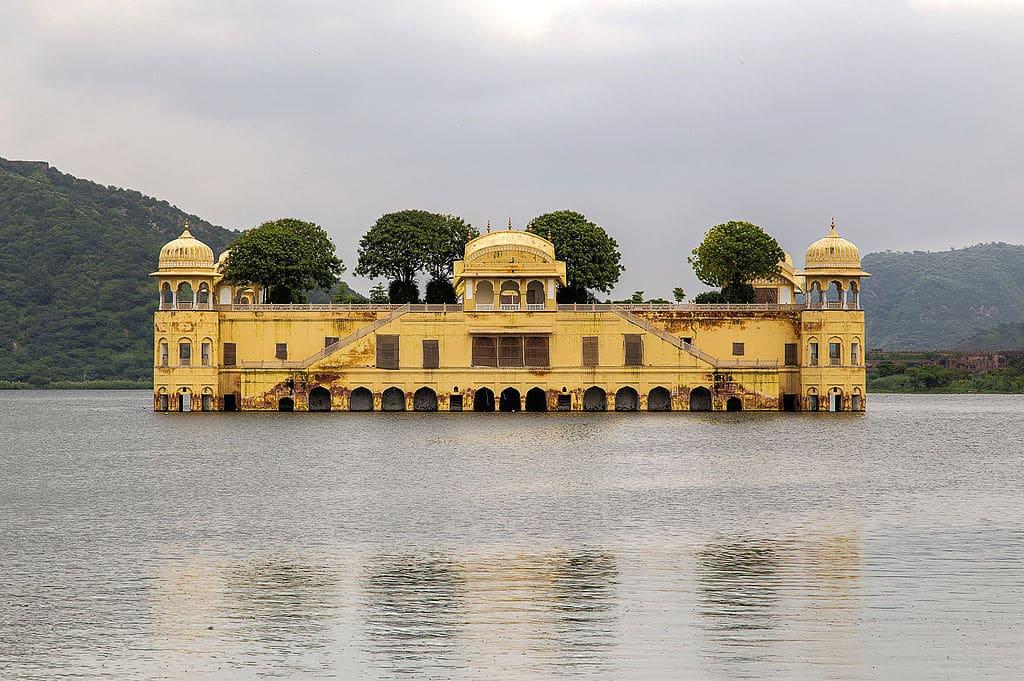 Jal Mahal Jaipur Rajasthan India – 2020