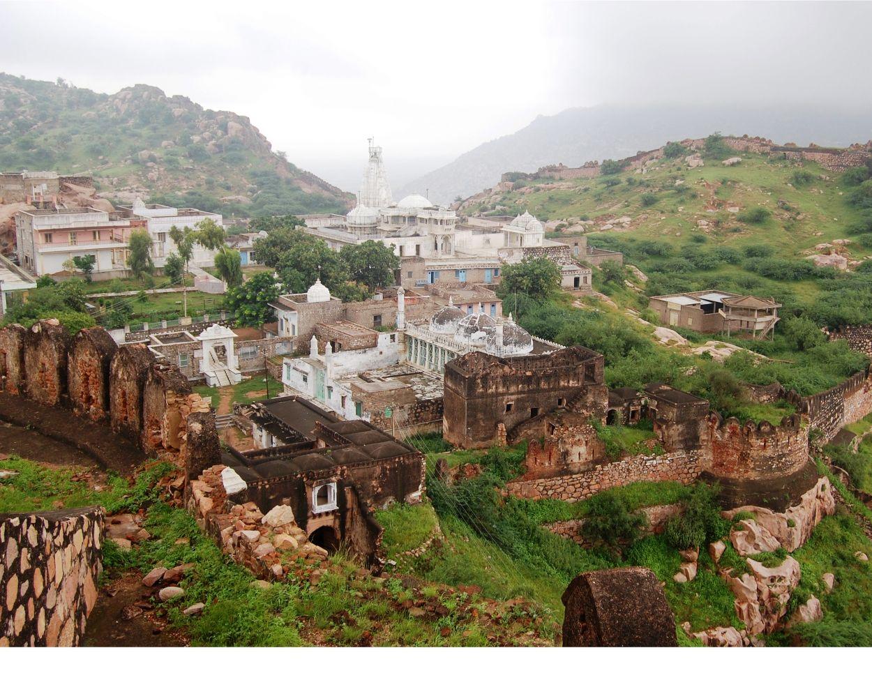 Jalore Fort  Rajasthan India 2020