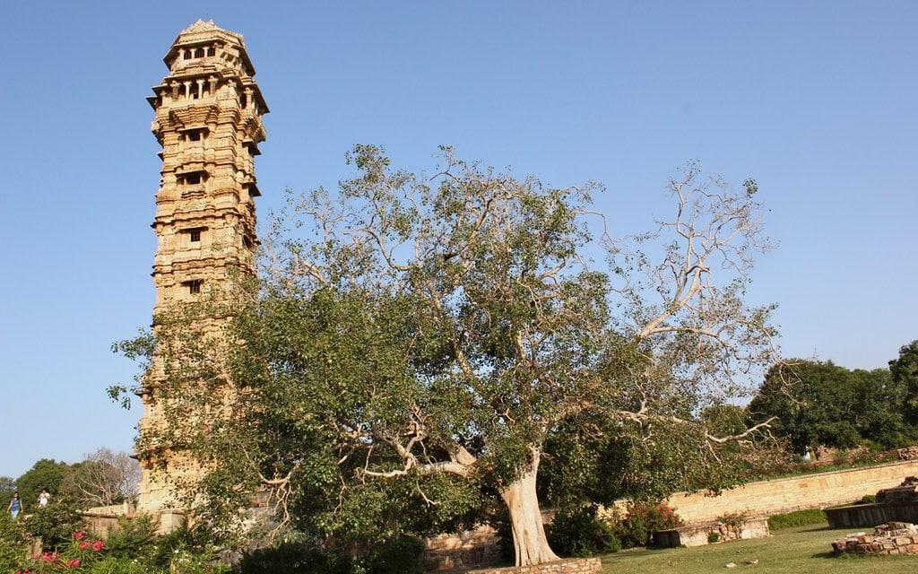 Vijay Stambha Chittorgarh, Rajasthan 2020