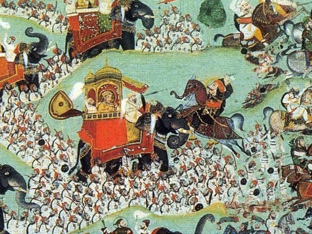 Haldighati Rajsamand   Battle of Haldighati