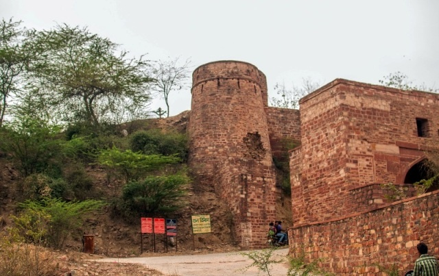 Shergarh Fort Dholpur Rajasthan 2020