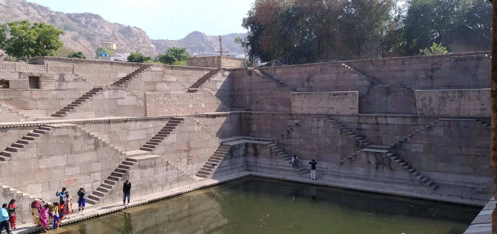 Hadi Rani Kund Tonk Rajasthan