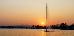 Fateh Sagar Lake Udaipur