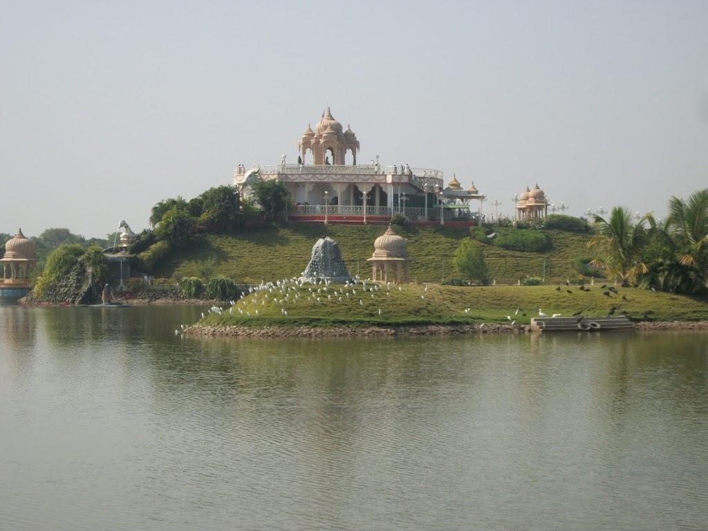 Anand Sagar Lake Banswara Rajasthan