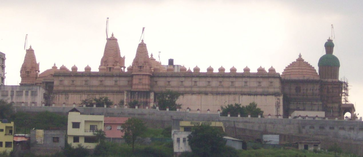 Nakoda Ji   Parsvanath Jain temple Barmer (2020)