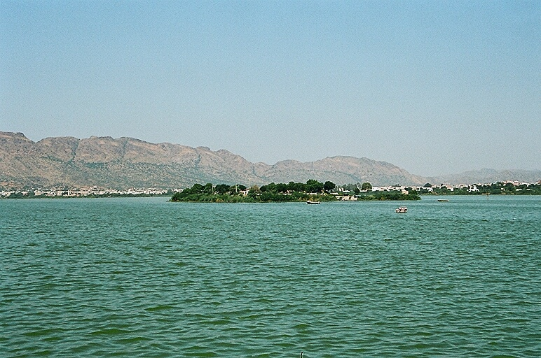 Ana Sagar Lake Ajmer Rajasthan India – 2020