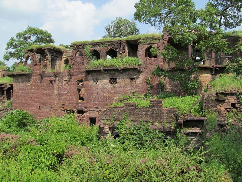 Khanadar Fort Sawai madhopur Rajasthan