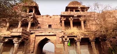 Timangarh Fort Karauli Rajasthan