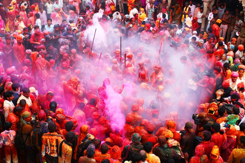 Braj Holi Mahotsav Bharatpur Rajasthan