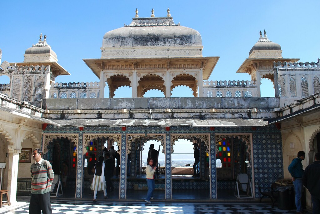 City Palace Udaipur Rajasthan Museum, Ticket Price, Visit Timings, History