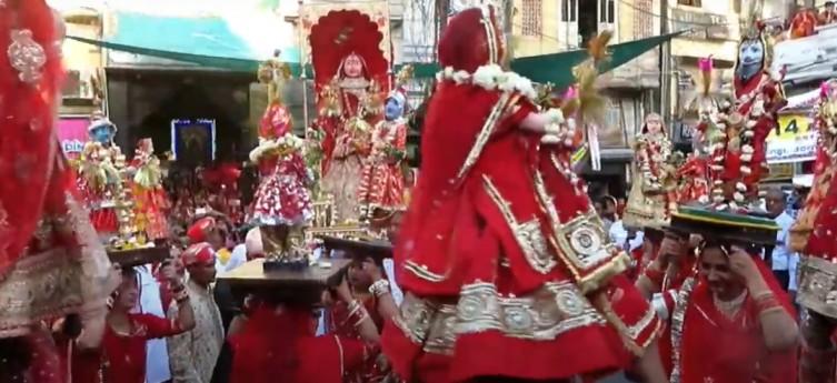 Gangaur-Festival-in-Rajasthan-India
