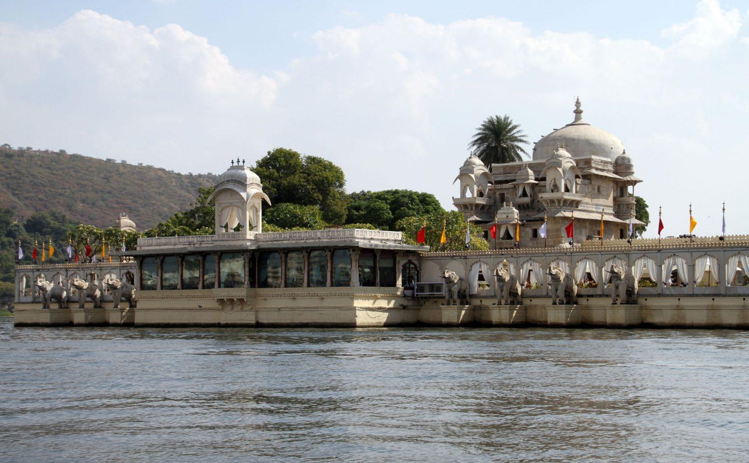 Jagmandir Palace Udaipur Rajasthan