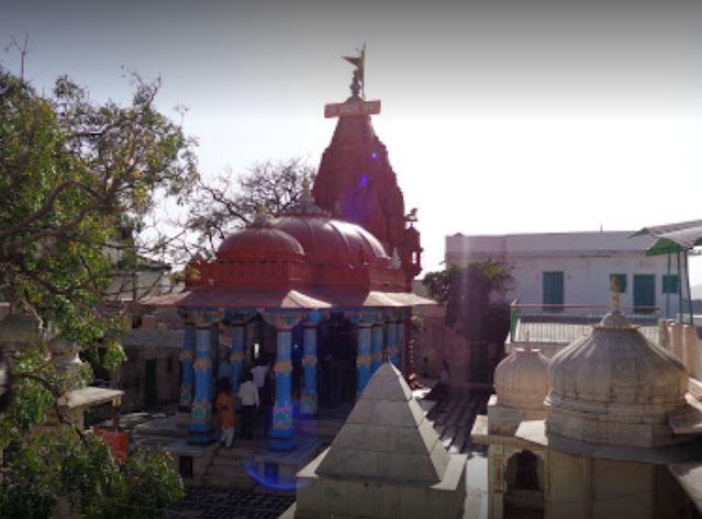 Brahma Temple Pushkar In India