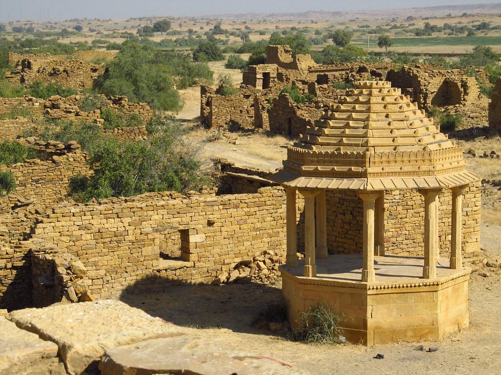 Kuldhara Village Jaisalmer Rajasthan