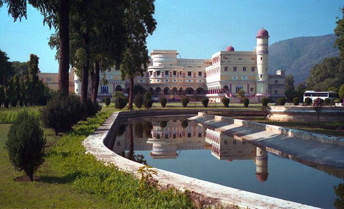 Sariska Palace Alwar Rajasthan